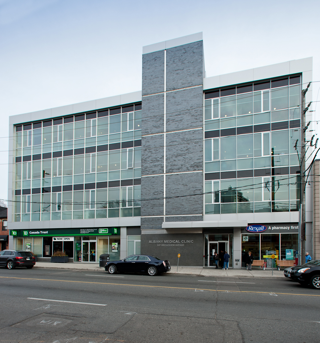 Albany Medical Clinic (Toronto, Ontario)